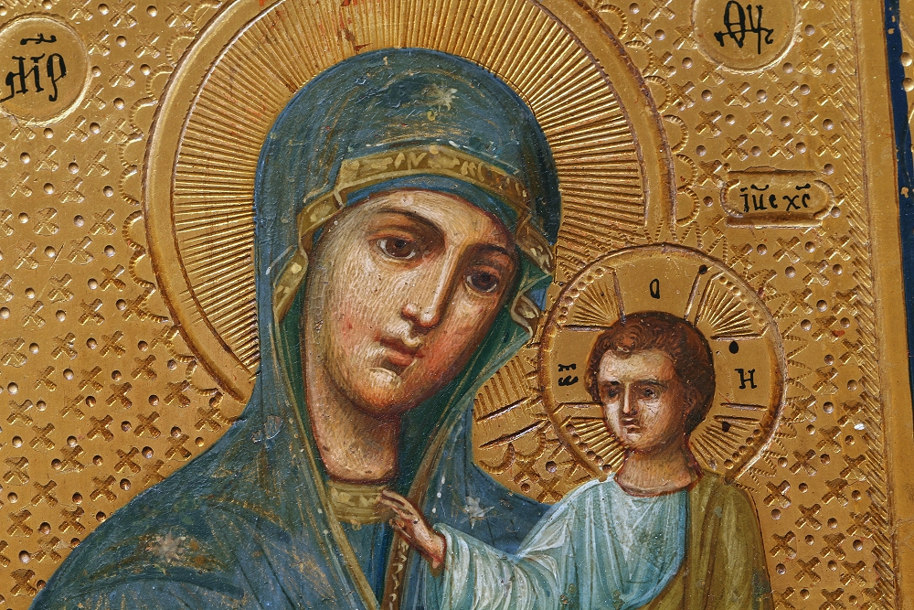 Antique - Religious Shop , Old Russian Icons - icon 26